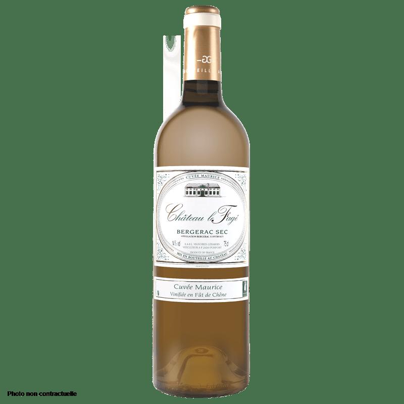 Bergerac Cuvée Maurice blanc sec