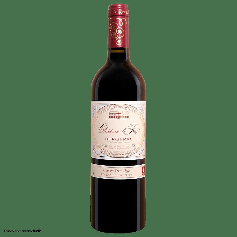 Bergerac rouge Cuvée Prestige