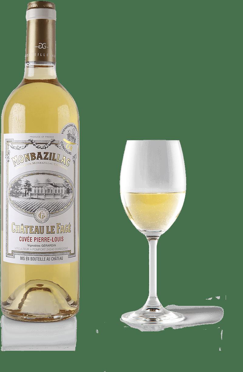 Monbazillac cuvée Pierre-Louis 2018