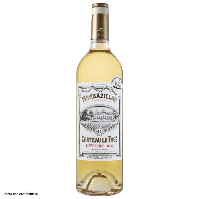 Monbazillac cuvée Pierre-Louis